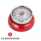 Timer Zassenhaus Röd
