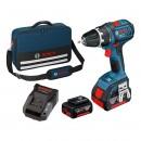 Bosch Skruvdragare GSR 18V-LI DY 3,0Ah 2 Batterier