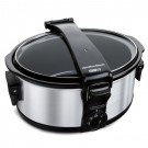 Slow Cooker 5.5L Stay Or Go Hamilton Beach