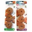 Rödcederring Cirkel 6-Pack Cedar Fresh