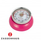 Timer Zassenhaus Cerise