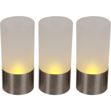 Led Ljus 3-pack Frost