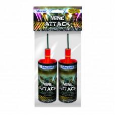 Mine Attack Fontän 2-pack