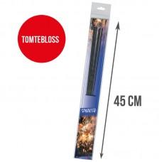 Sparkler 45cm 6-Pack (Tomtebloss)