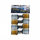 Party Poppers 8-pack