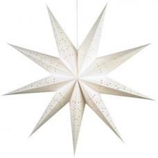Stjärna Solvalla Vit 100cm