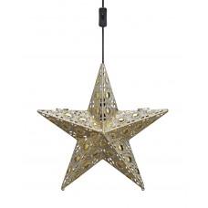 Pendel Euforia Stjärna Guld