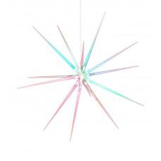 Stjärna Bright LED 3D Multi Color