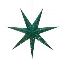 Stjärna Solvalla 75cm Grön
