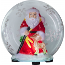 Juldekoration Bubble Tomte