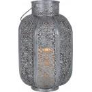 Lanterna Agadir Silver 34cm