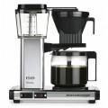 Moccamaster Kaffebryggare KBG741 AO Matt Silver