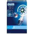 Eltandborste Pro 3 3700 Cross Action Oral-B