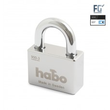 Hänglås Habo 900-3 Klass 3
